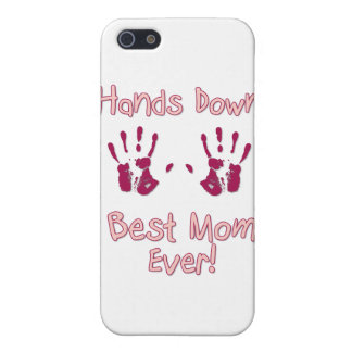 Best Mom Ever iPhone 5/5S Cases