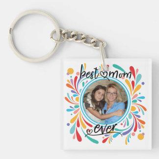 Best Mom Ever Key Ring