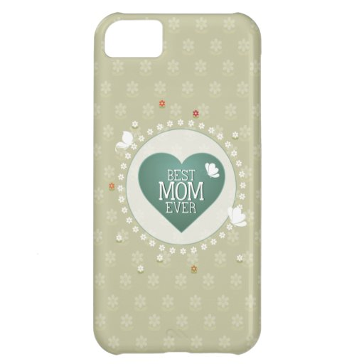 Best Mom Ever Mother's Day iPhone 5C Covers