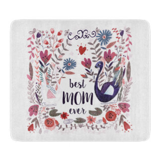 Best MOM ever | Mother's day Gifts | Cutting Board