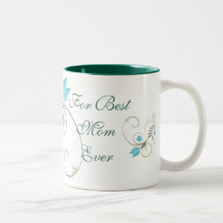 Best Mom Ever Mug Design