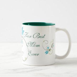 Best Mom Ever Mug Design
