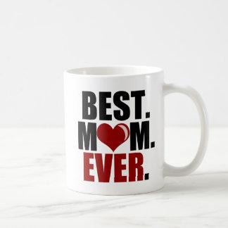 Best Mom Ever (red) Mug