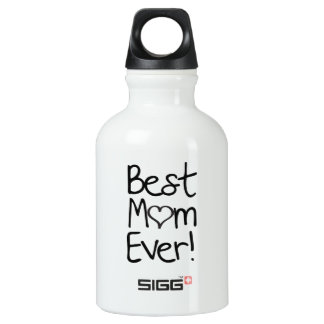 Best Mom Ever! SIGG Traveller 0.3L Water Bottle