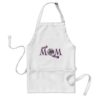 """Best Mom Ever"" Standard Apron"