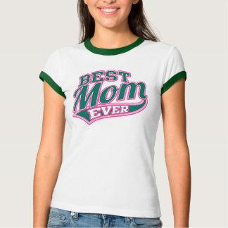 Best Mom Ever SuperMom T Shirt