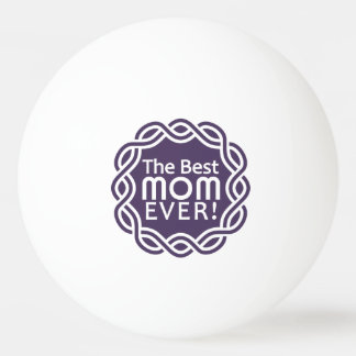 BEST MOM ping pong balls
