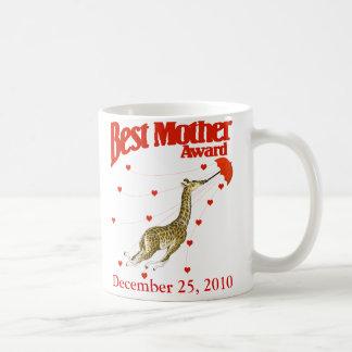 Best Mother Award Coffee Mug