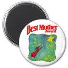 Best Mother Award Gifts Magnet