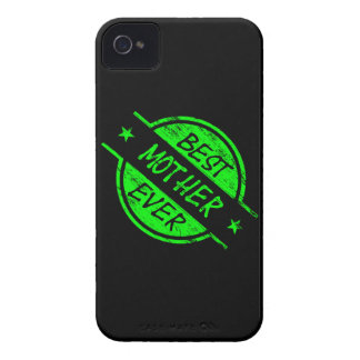 Best Mother Ever Green iPhone 4 Cases