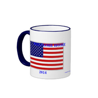 BEST MUGS 2014 - WELCOME HOME TROOPS 2014 - COFFEE