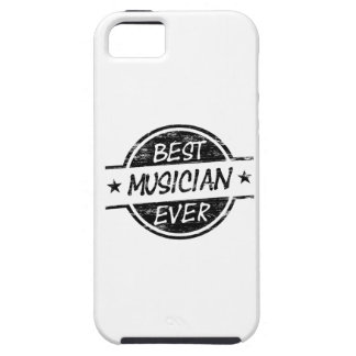 Best Musician Ever Black iPhone 5 Case
