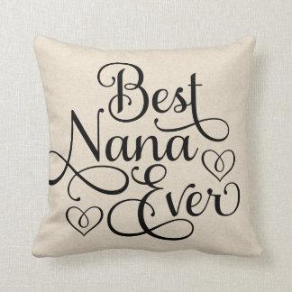 Best Nana Ever Cushion