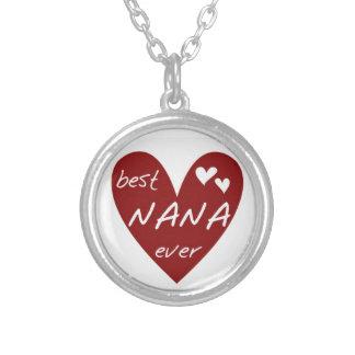 Best Nana Ever Necklace