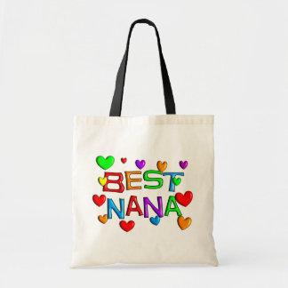 Best Nana T-Shirts & Gifts Tote Bag