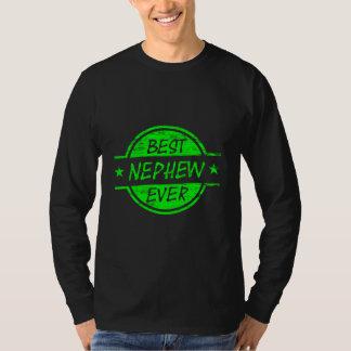 Best Nephew Ever Green T-Shirt