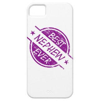 Best Nephew Ever Purple iPhone 5 Covers