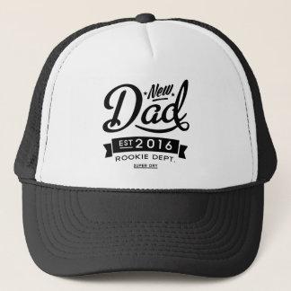 Best New Dad 2016 Trucker Hat