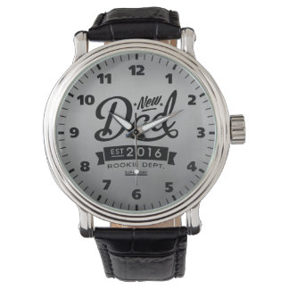 Best New Dad 2016 Wrist Watch