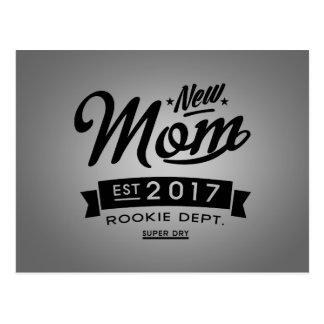 Best New Mom 2017 Postcard