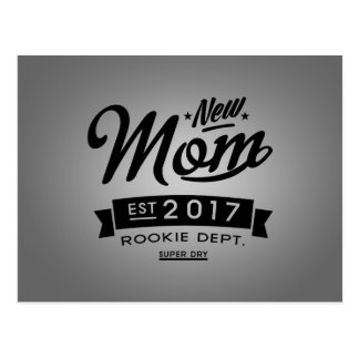 Best New Mom 2017 Postcard