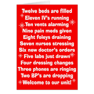 Best  Nurse Christmas Cards