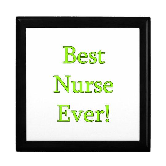 Best Nurse Ever Gift Box