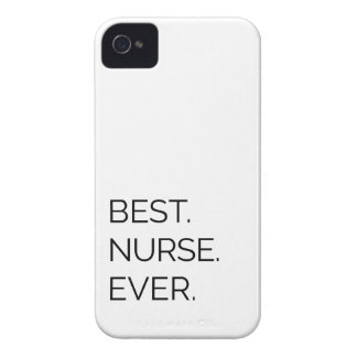 Best. Nurse. Ever. iPhone 4 Covers
