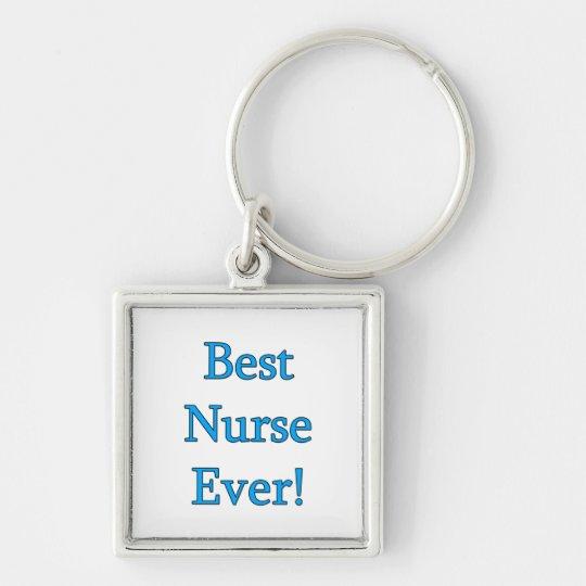 Best Nurse Ever Key Ring