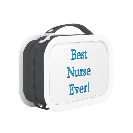 Best Nurse Ever Lunch Box