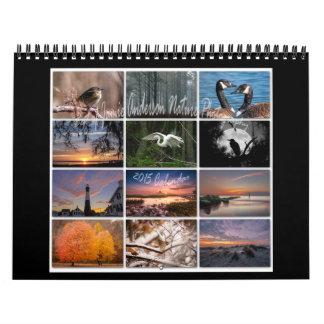 Best of Jamie Anderson Nature Photography Calendar