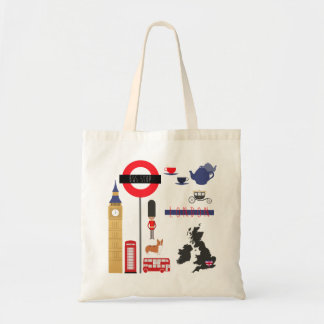 Best of London Tote Bag