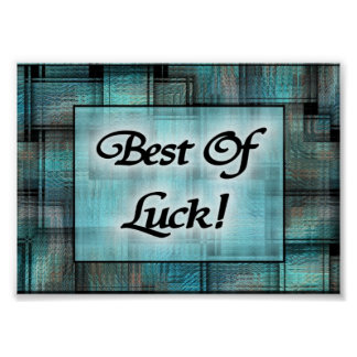 best of luck poster best office posters