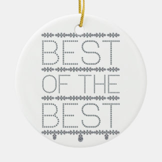 best-of-the-best round ceramic decoration