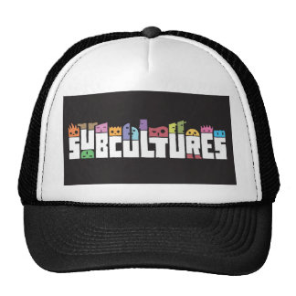 Best of the East Bay Party 2009 subcultures hat