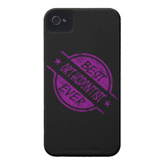 Best Orthodontist Ever Purple iPhone 4 Case-Mate Cases