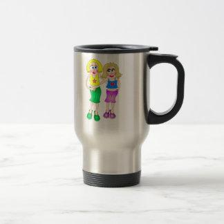 Best Pals Stainless Steel Travel Mug