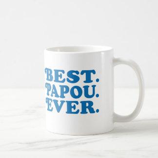 Best Papou Ever Coffee Mug