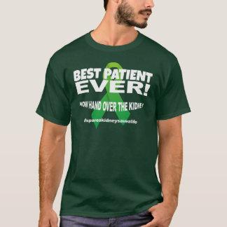 Best Patient Ever - Dark Shirts