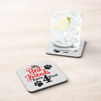 Best Pet Friend Coaster