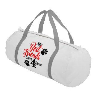 Best Pet Friend Gym Bag