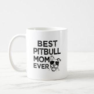Best Pitbull Mom Ever Coffee Mug