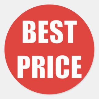 BEST PRICE Discount Sale Sticker