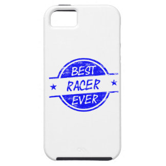 Best Racer Ever Blue iPhone 5/5S Covers