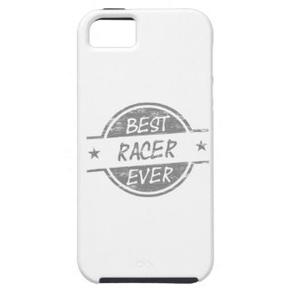 Best Racer Ever Gray iPhone 5 Cover