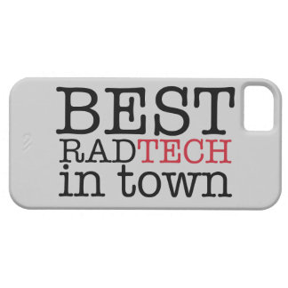Best Rad Tech in Town iPhone 5 Case