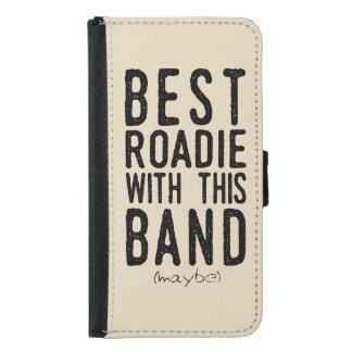 Best Roadie (maybe) (blk) Samsung Galaxy S5 Wallet Case