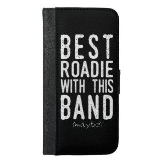 Best Roadie (maybe) (wht) iPhone 6/6s Plus Wallet Case