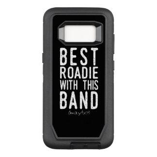 Best Roadie (maybe) (wht) OtterBox Defender Samsung Galaxy S8 Case
