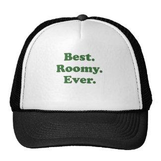 Best Roomy Ever Trucker Hats